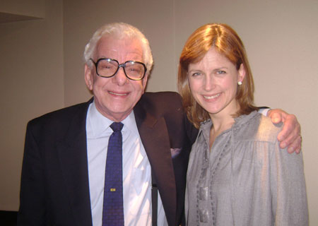 NATIONAL-TREASURE-AND-COMEDIAN-BARRY-CRYER-WITH-RADIO4-'COMMAND-PERFORMANCE'-PRESENTER-KATIE-DERHAM